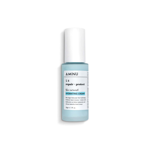 This is an image of Aminu Earnest Hydrating Cream   Extreme Hydration on www.sublimelife.in