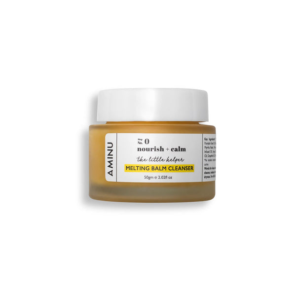 This is an image of Aminu Little Helper Melting Balm Cleanser on www.sublimelife.in