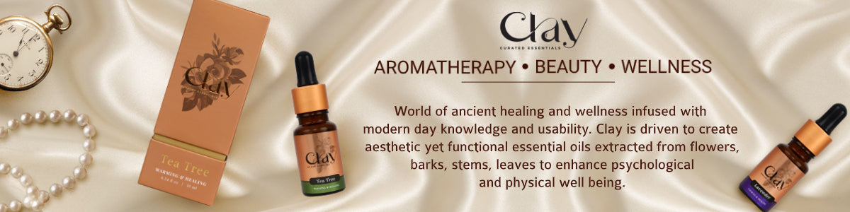 Shop for best quality essential oils from Clay on SublimeLife.in. We provide 100% natural essential oils.