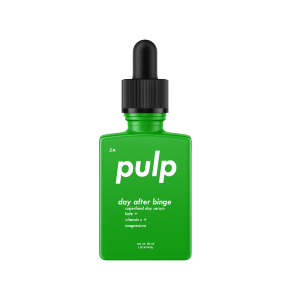 This is an image of Pulp Day After Binge Serum on www.sublimelife.in