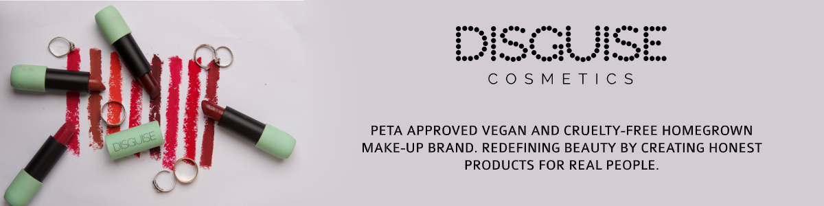 Shop our range of Vegan and Cruelty-Free Makeup products from Disguise Cosmetics on SublimeLife.in.