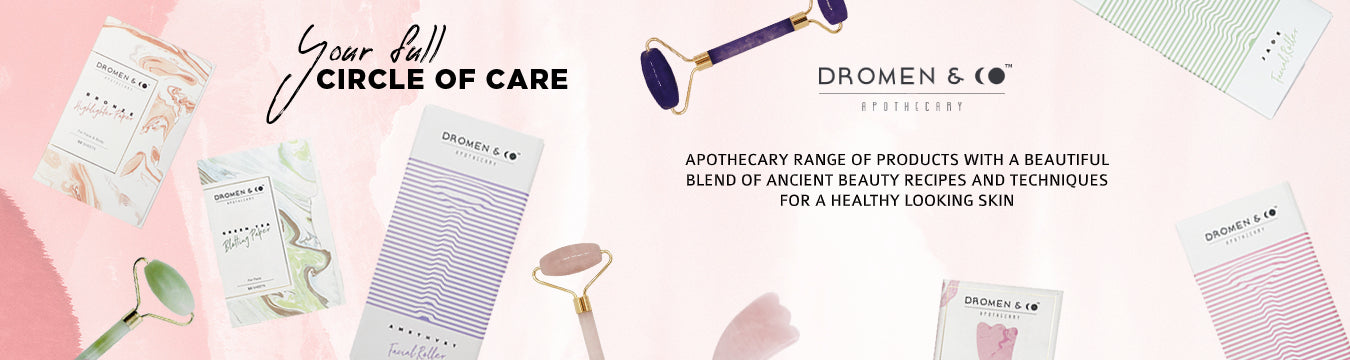 Shop for face tools and on-the-go beauty products from Dromen & Co on SublimeLife.in.