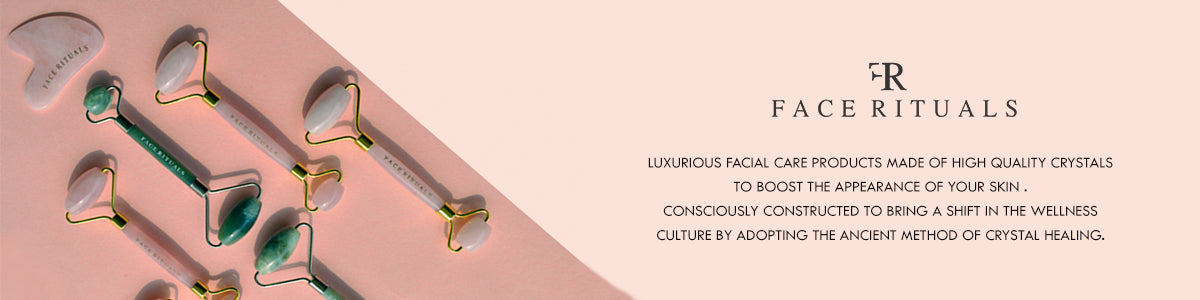 Shop luxurious facial care products Face Rituals on SublimeLife.in.