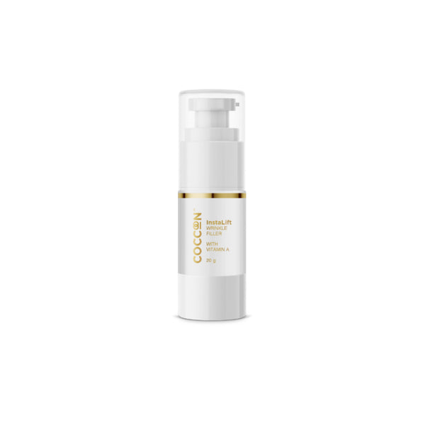 This is an image of Coccoon InstaLift Wrinkle Filler with Vitamin A on www.sublimelife.in
