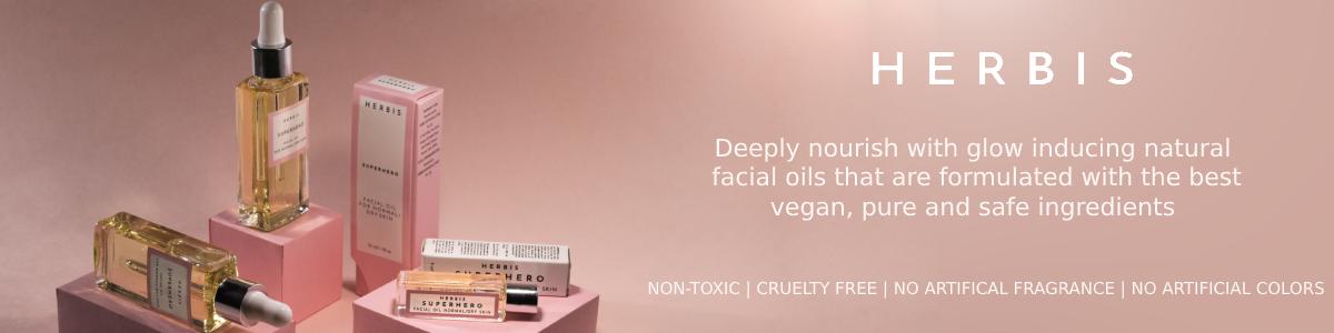 Shop the best natural, vegan, cruelty-free and non-toxic skincare and facial oils from Herbis Botanicals on SublimeLife.in.