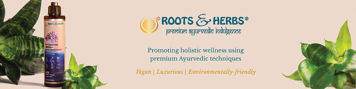 Shop 100% toxin-free, natural, Ayurvedic, pure and effective skincare products from Roots & herbs on SublimeLife.in.