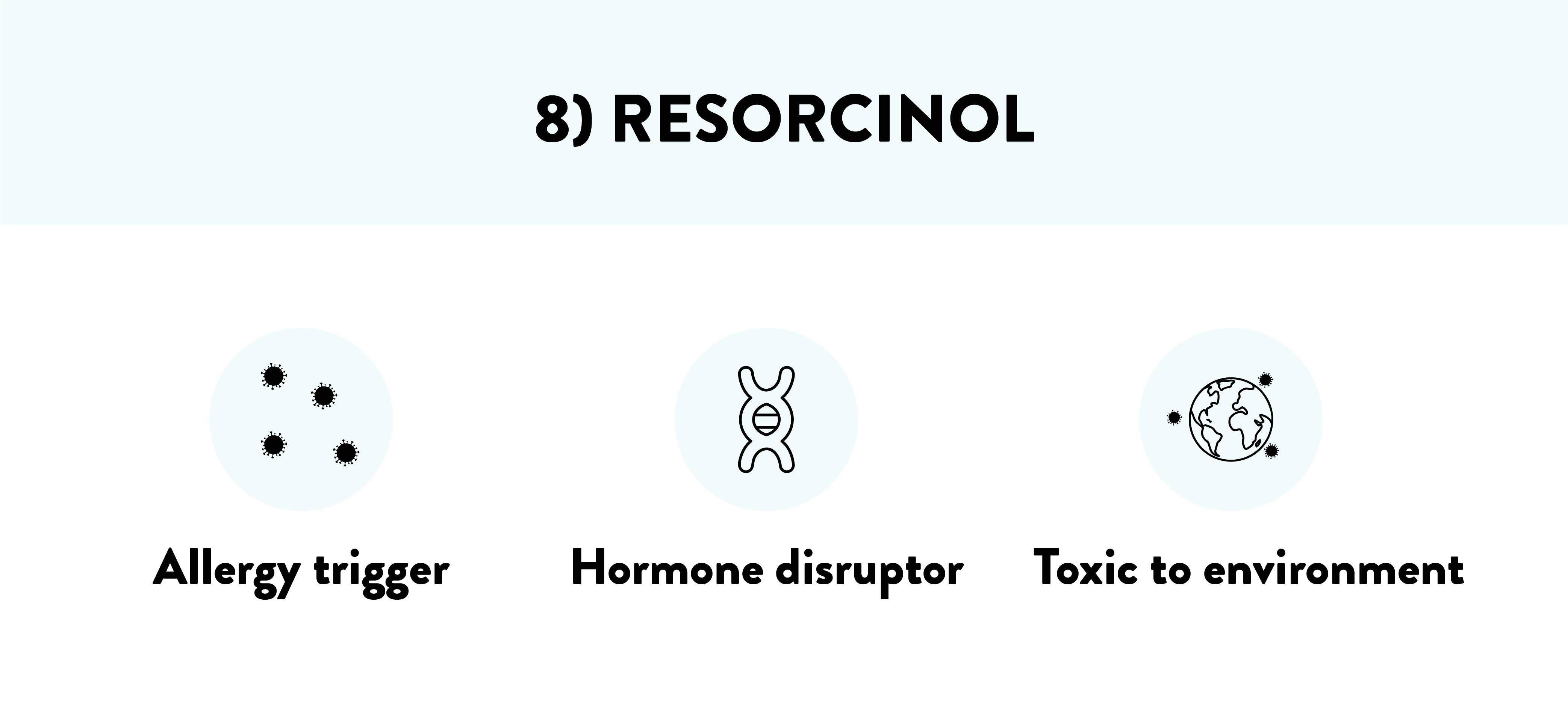 This is an image of resorcinol