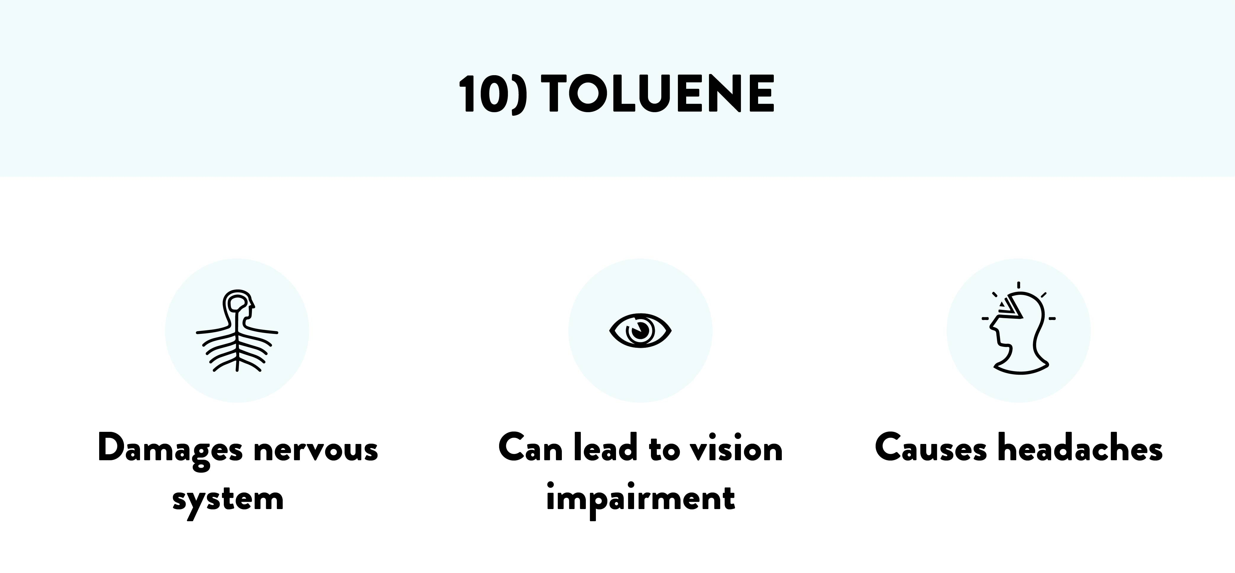 This is an image of Toluene