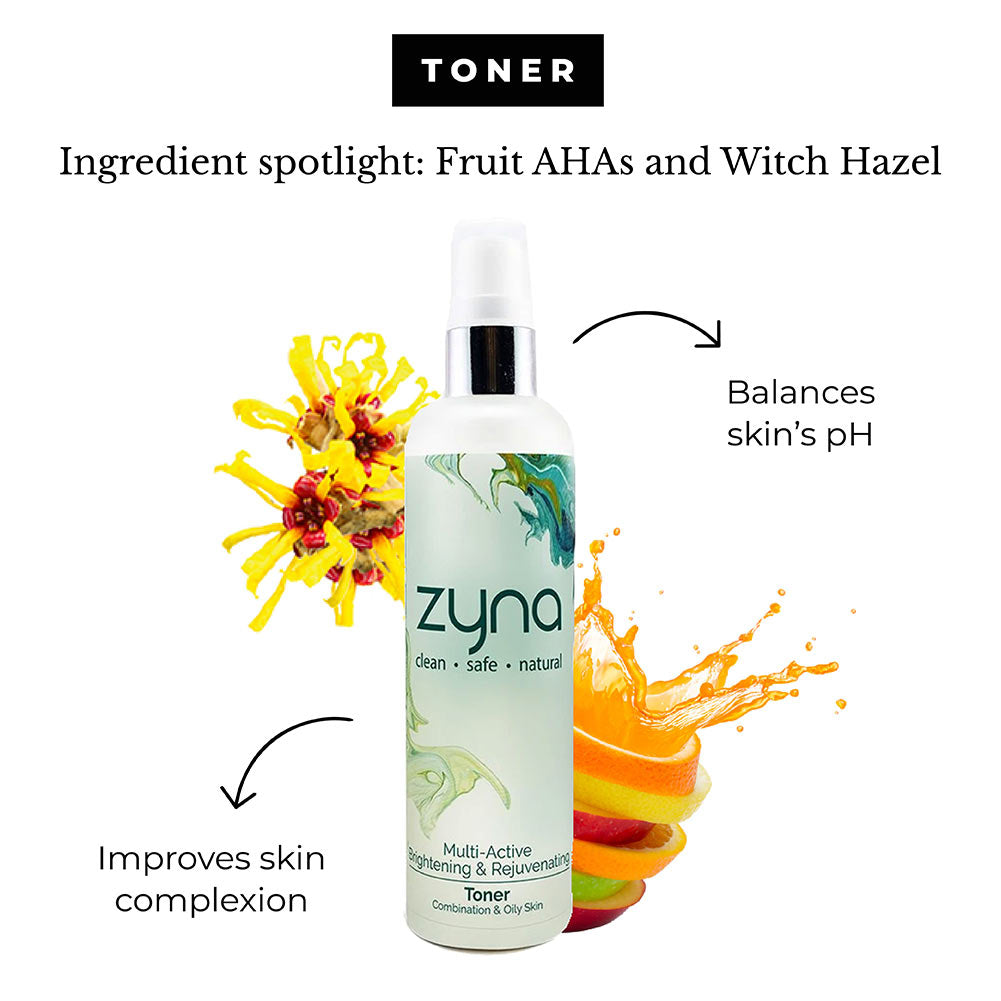 This is an image of Zyna Toner for Oily Skin.