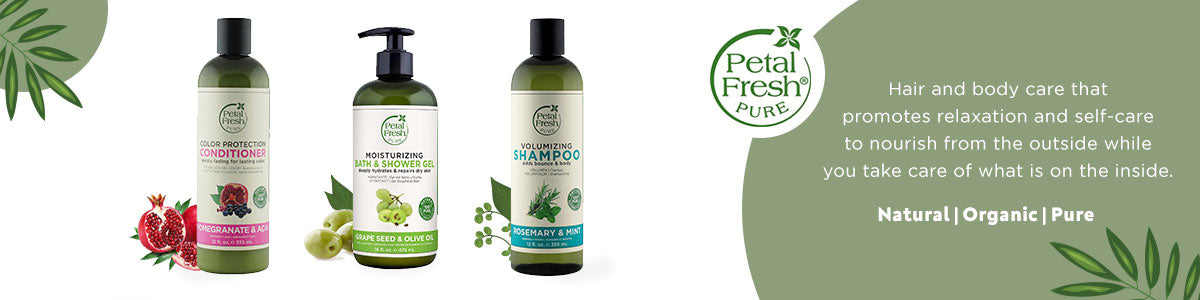Shop for 100% natural, organic and cruelty-free hair and bodycare products from Petal Fresh on SublimeLife.in.