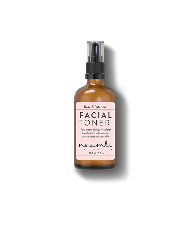 Rose & Patchouli Face Toner - Sublime Life