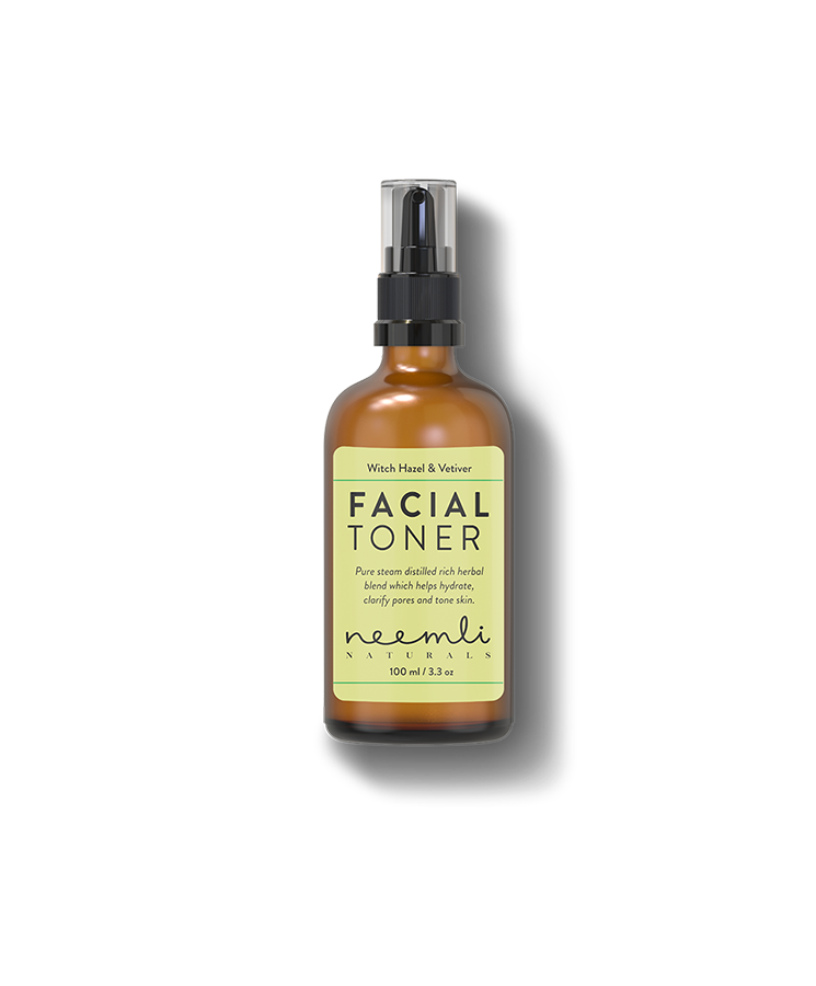Witch Hazel & Vetiver Facial Toner - Sublime Life