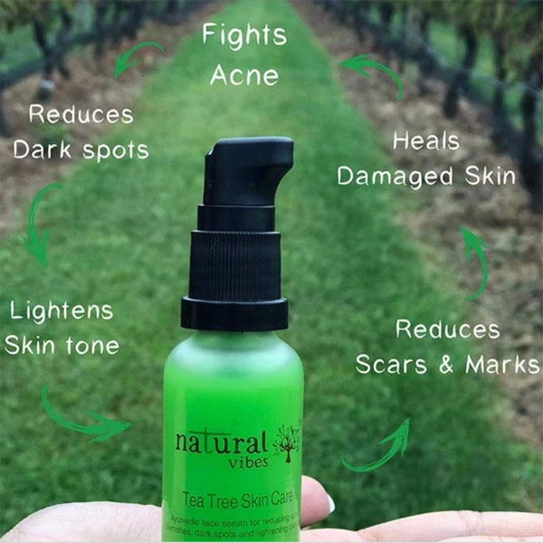 Ayurvedic Tea Tree Skin Care Serum