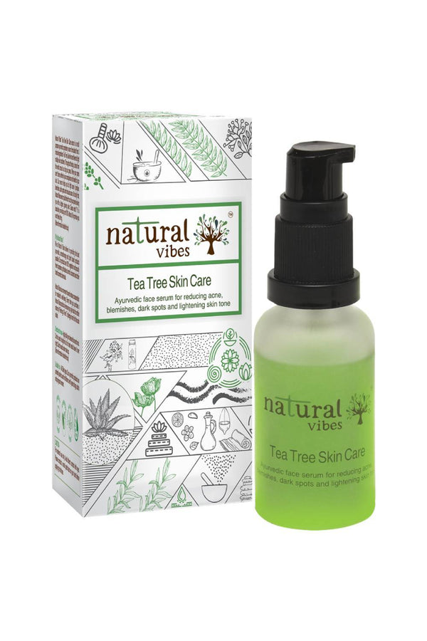 Ayurvedic Tea Tree Skin Care - Sublime Life