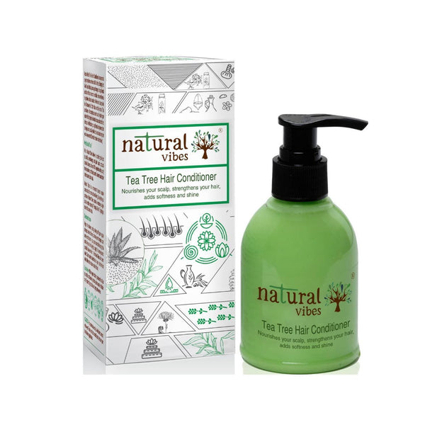 Ayurvedic Tea Tree Hair Conditioner - Sublime Life