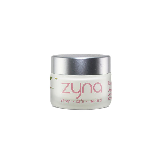 Shop Daily Defence Aging Cream from Zyna on SublimeLife.in. Best for protection from pollution and aging.