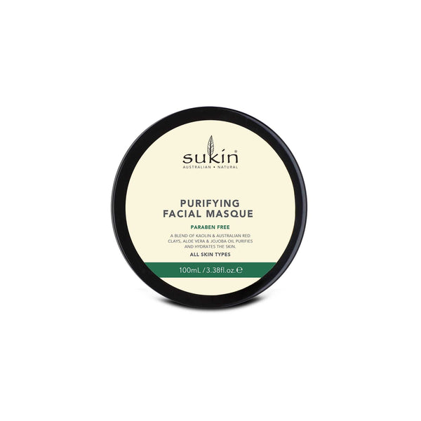 Purifying Facial Masque - Sublime Life