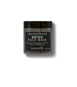 Shop Activated Charcoal Detox Face Mask from Neemli Naturals on SublimeLife.in. Best for skin softening.