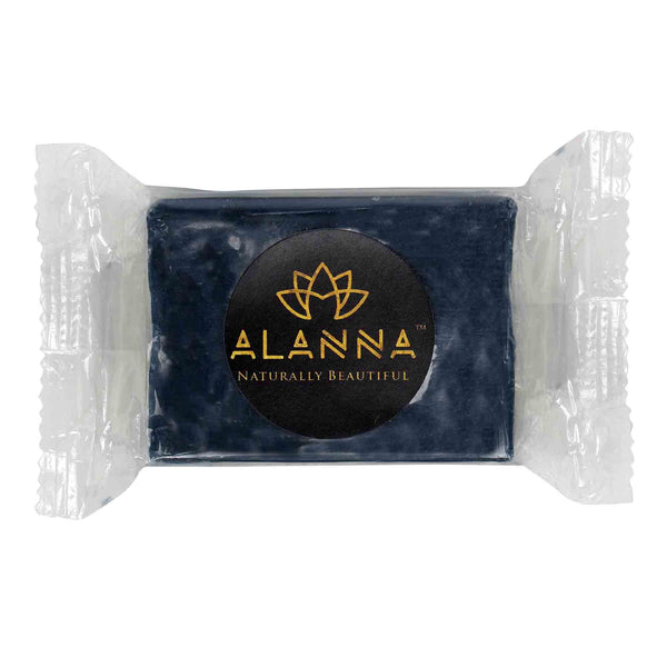 Shop Alanna Anti Hair Fall Shampoo Bar Made of Amla, Reetha, Shikakai, Hibiscus Powder from Sublime Life. Suitable for all hair types.