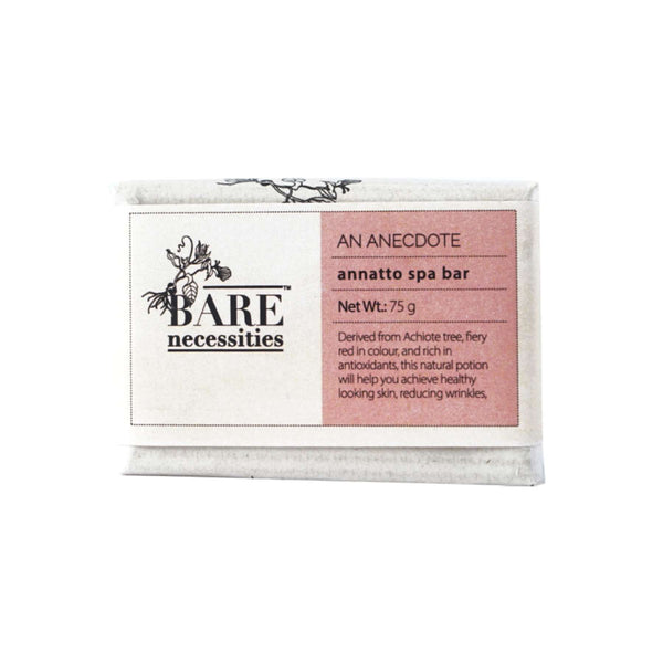 Shop Annatto Spa Bar from Bare Necessities on SublimeLife.in. Best for wrinkles and blemishes.