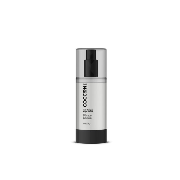 Man Anti-Fatigue Night Serum with Kakadu Plum, Shea Butter and Vitamin C - Sublime Life