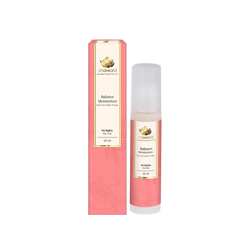 Shop Balance Moisturiser from Shankara on SublimeLife.in. Best for restoring and maintaining balance of the skin.