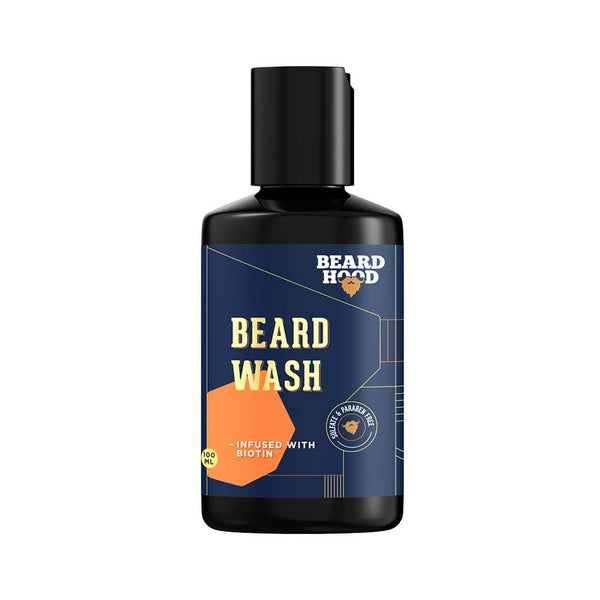 Shop Beard Growth Wash from Beardhood on SublimeLife.in. Best for keeping your skin moisturised.