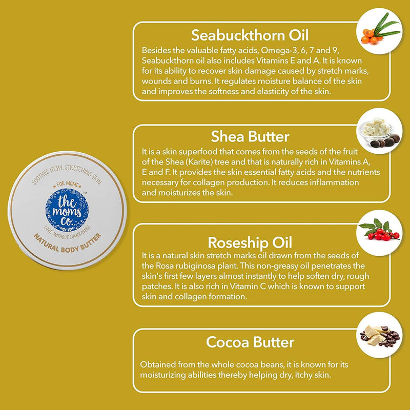 Natural Body Butter - Sublime Life