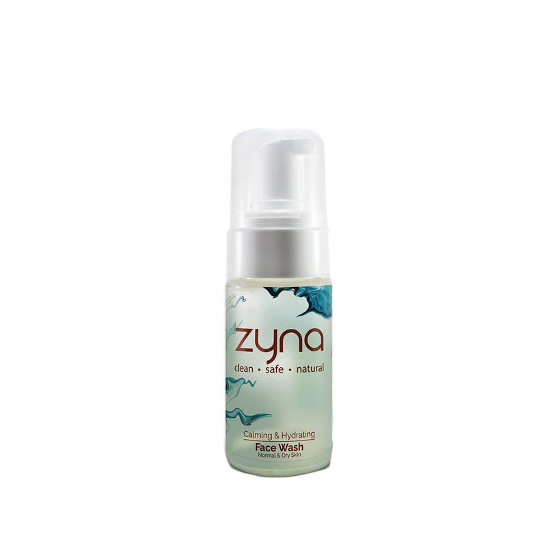 Shop Calming & Hydrating Face Wash from Zyna on SublimeLife.in. Best for a removing impurities while soothing dry skin.