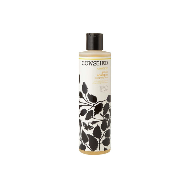 Cowlick Gentle Organic Shampoo for Cleansed and Silky Hair - Sublime Life