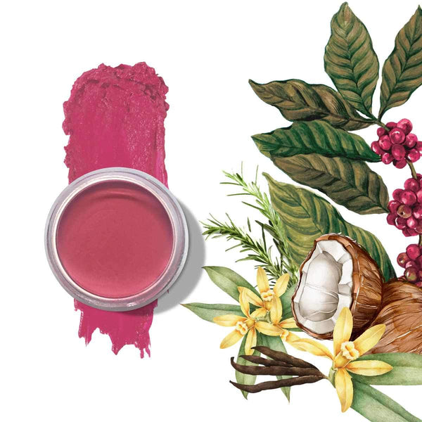 Shop Vitamin-E Lip & Cheek Tint from Daughter Earth on  SublimeLife.in. Best for a naturally flushed look.