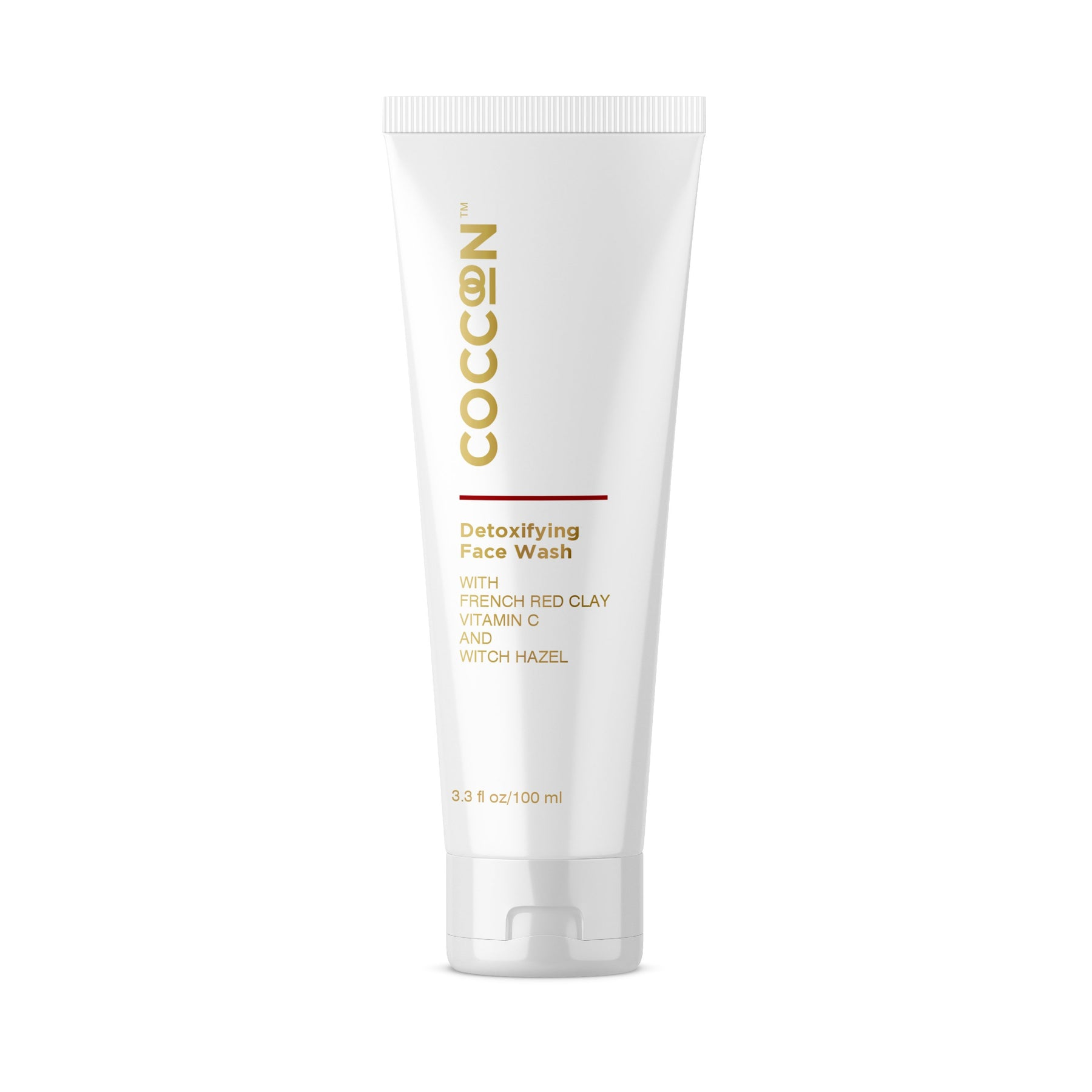 This is an image of Coccoon Detoxifying Face Wash on www.sublimelife.in