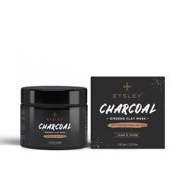 Shop Charcoal Ginseng Clay Mask from Etsley on SublimeLife.in. Best for repairing minor cuts, blackheads and blemishes.