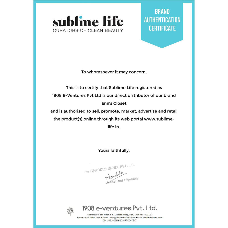 Shop Enn's Closet Pre Game- Pre Primer Toner from Sublime Life. Suitable for all skin types.