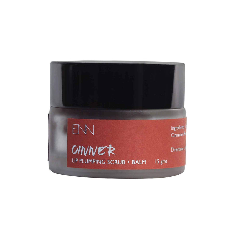 Shop Enn's Closet Cinner- Cinnamon Lip Scrub cum Balm from Sublime Life. Suitable for all skin types.