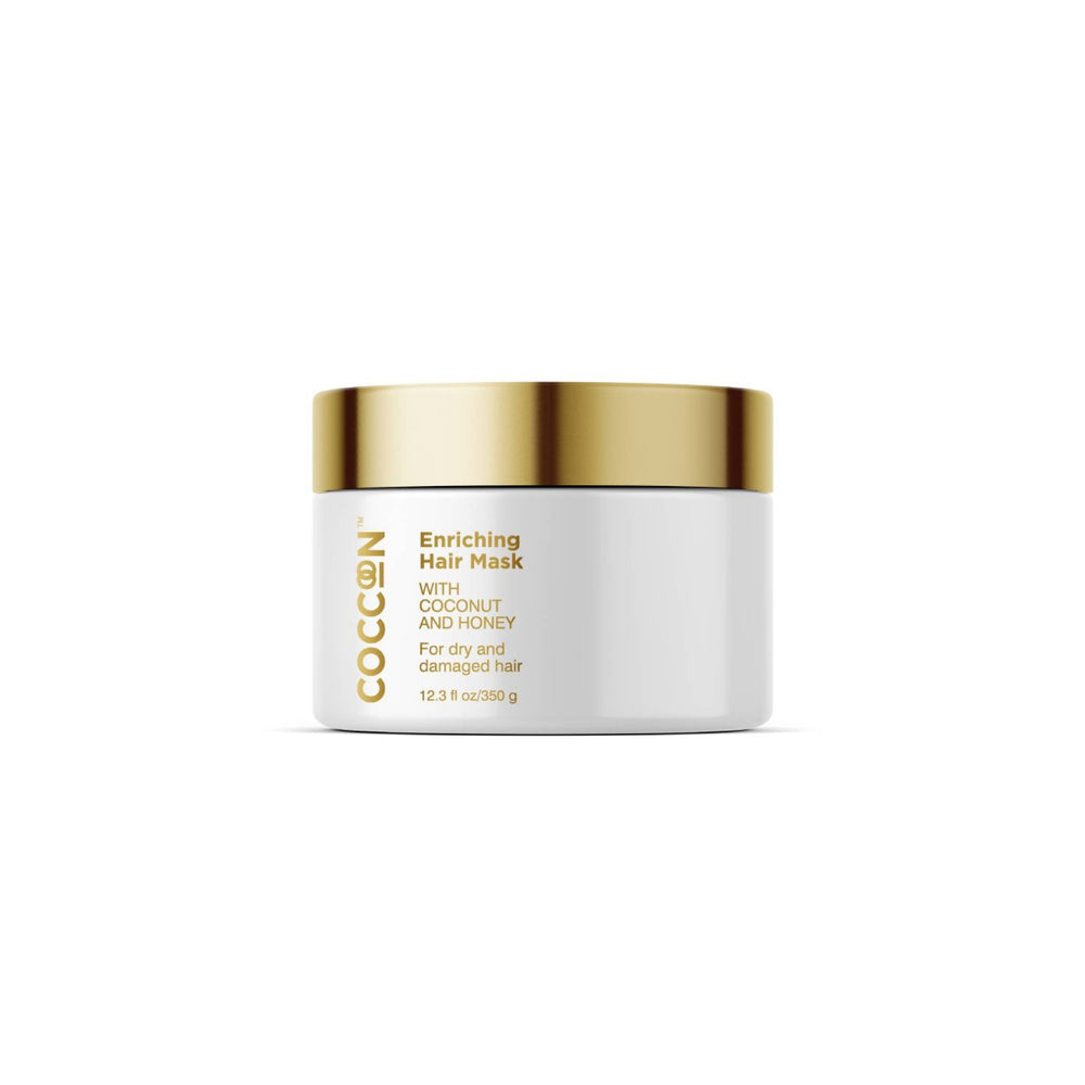 This is an image of Coccoon Enriching Hair Mask With Coconut  on www.sublimelife.in
