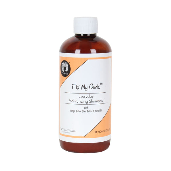 Shop Everyday Moisturizing Shampoo from Fix My Curls on SublimeLife.in. Best for cleansing your hair while moisturising it.