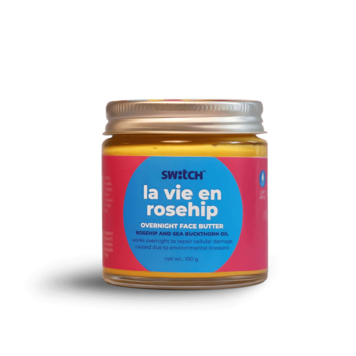 This is an image of La Vie En reship face butter from switch fix on www.sublimelife.in.