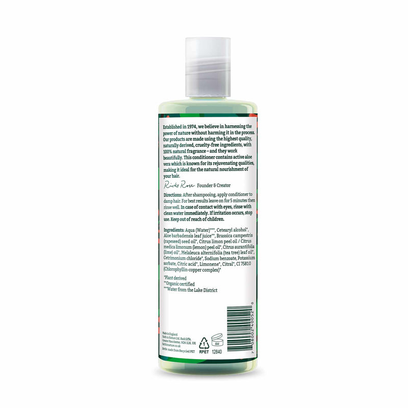 Shop Aloe Vera Conditioner from Faith in Nature on SublimeLife.in. Best for providing natural nourishment to your hair.