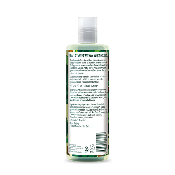 Shop Avocado Conditioner from Faith in Nature on SublimeLife.in. Best for leaving hair stronger, softer and shinier.