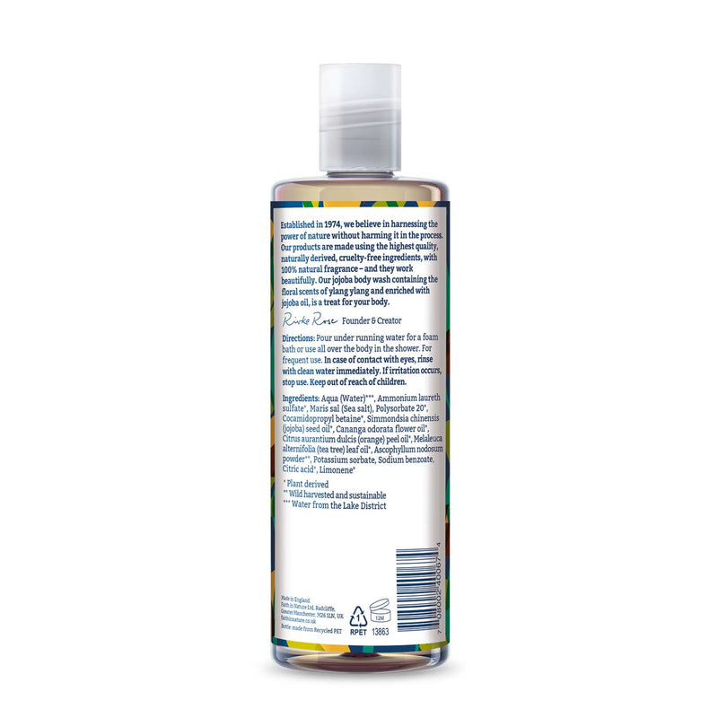Jojoba Body Wash