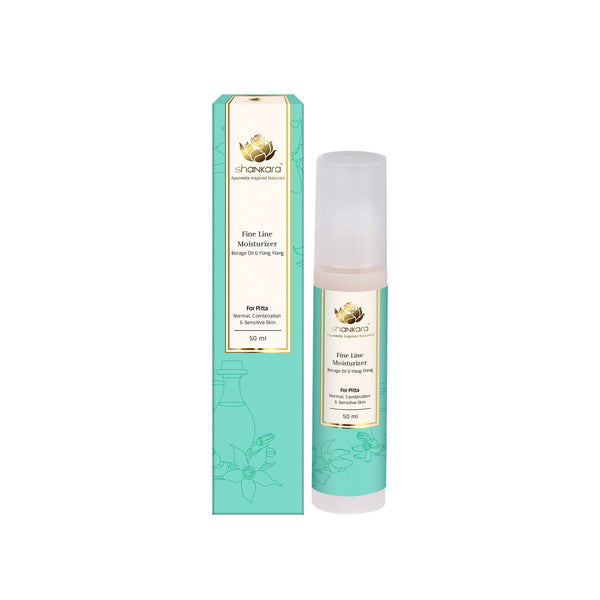 Shop Fine Line Moisturiser from Shankara on SublimeLife.in. Best for providing natural sun protection and restores balance.