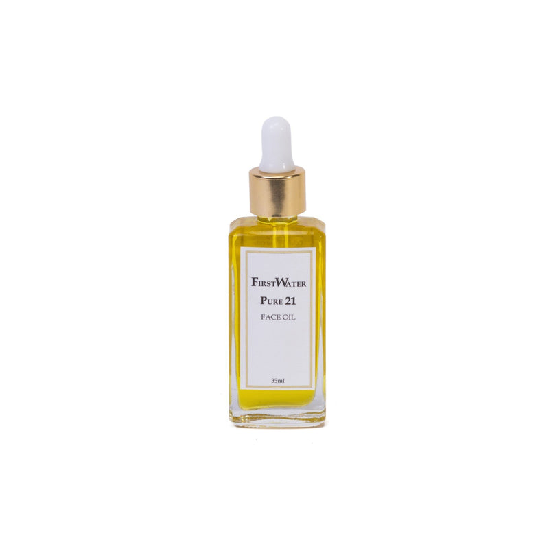 ShopPure 21 Face Oil from First Water Solutions on SublimeLife.in. Best for repairing damaged skin and gives dewy complexion.