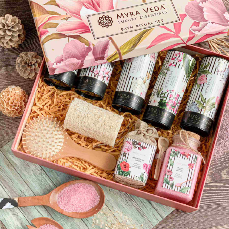 Shop Diwali Gift Exclusive Gift Hamper Combo of 11 from Myra Veda on SublimeLife.in. Best for having a perfect gift for yourself.