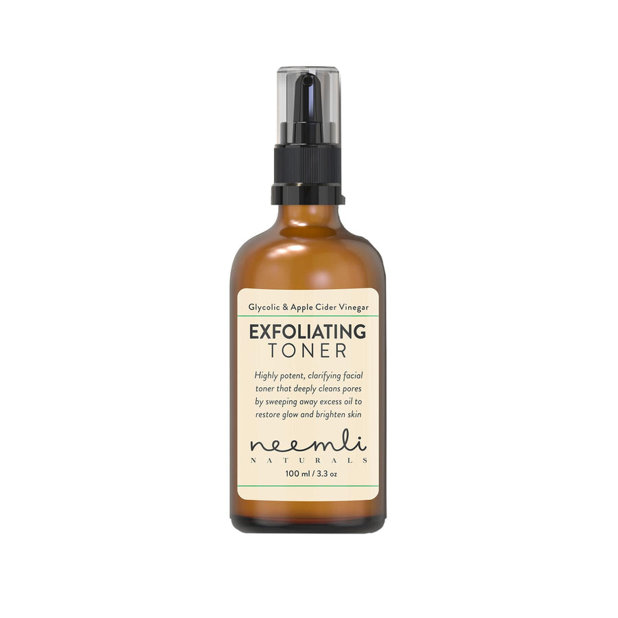 This is an image of the neemli naturals glycolic acid and apple cider vinegar toner on www.sublimelife.in