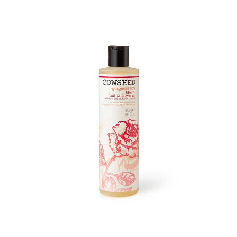 Gorgeous Cow Blissful Bath & Shower Gel