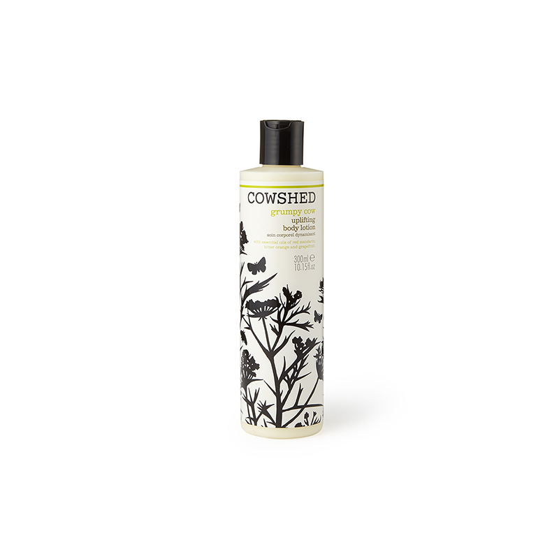 Grumpy Cow Uplifting Body Lotion - Sublime Life
