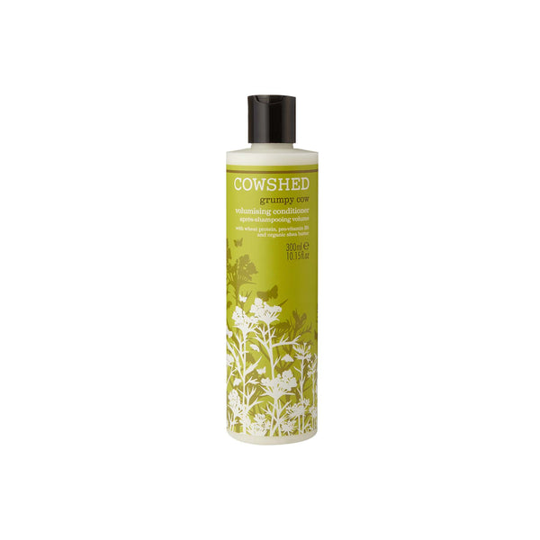 Shop Grumpy Cow Volumising Conditioner from Cowshed on SublimeLife.in. Best for clean, nourished and healthy hair.