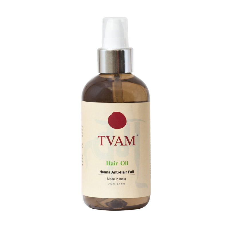 Shop Hair-Oil-Henna-Anti-Hair-Fall(Hair Growth) from Tvam on Sublime Life. Helps in promoting hair growth.