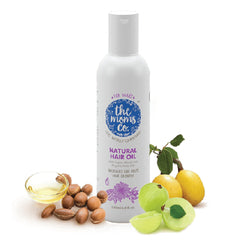 Natural Baby Hair Oil - Sublime Life
